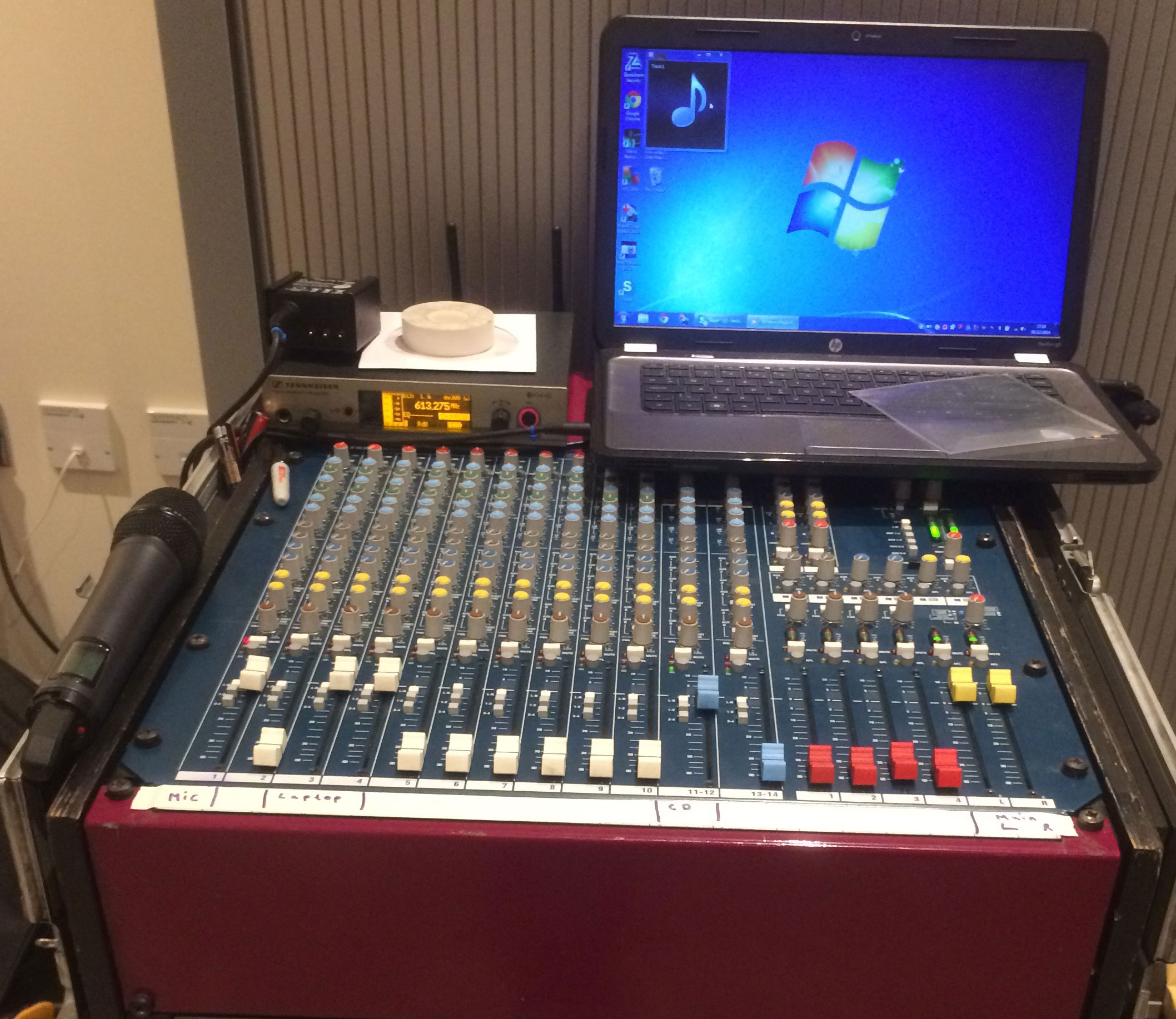 Meeting and Conference Sound Systems - OCM Events